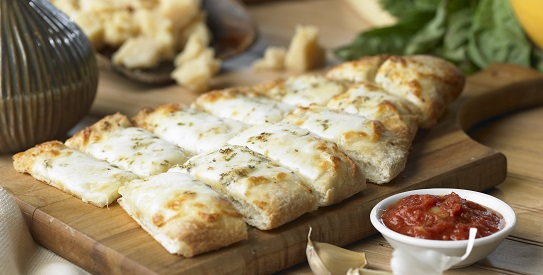 Cheesy Bread Stix